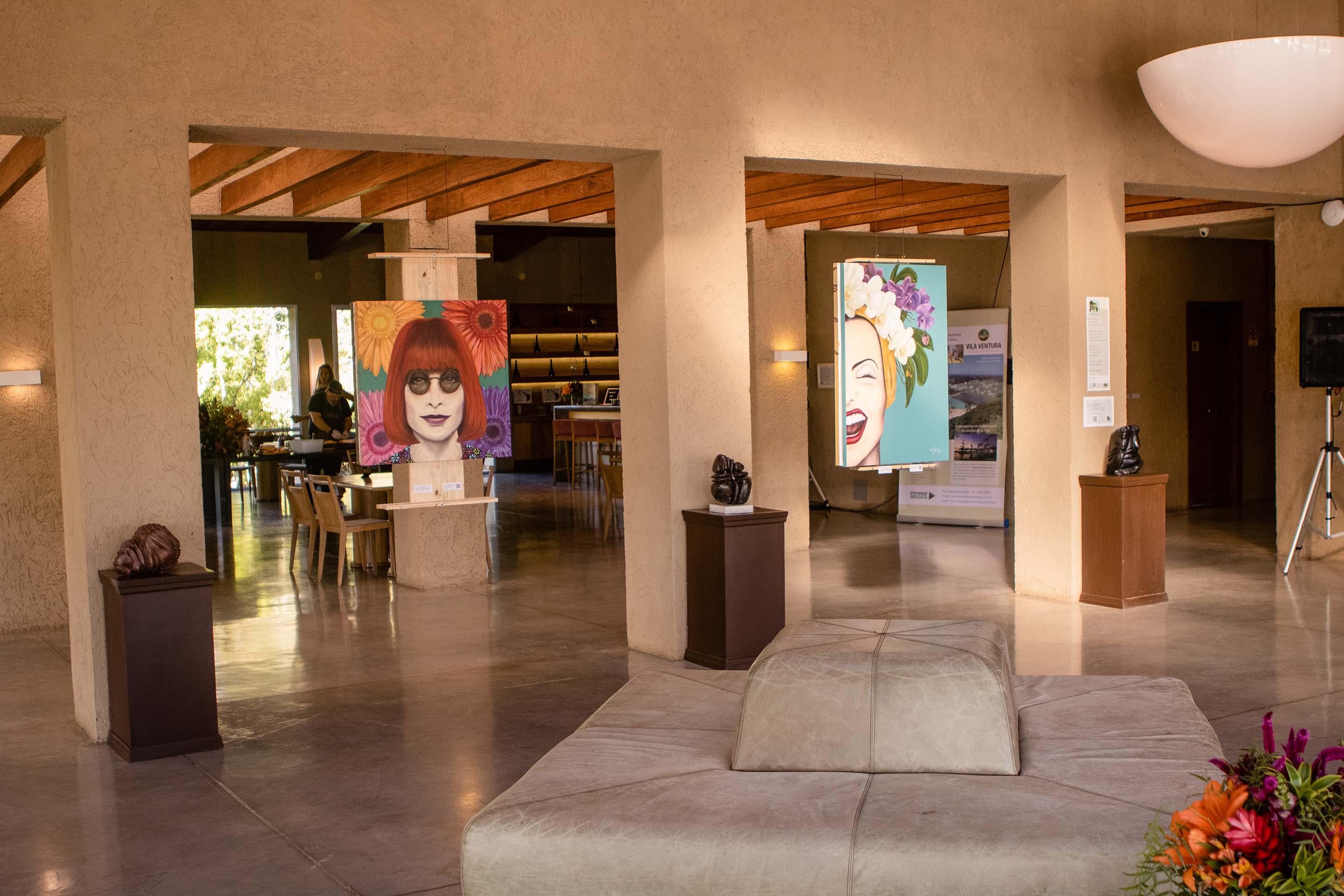 Paintings-Hall