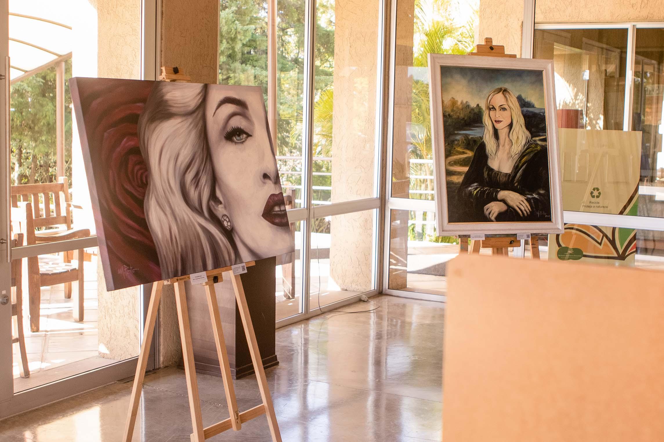 Paintings-Madonnas